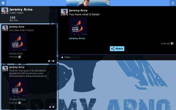 Jeremy Arno screenshot 3