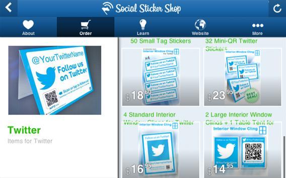 Social Window Decal Shop apk screenshot