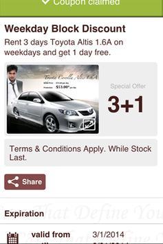 Urban Motors Car Rental screenshot 1