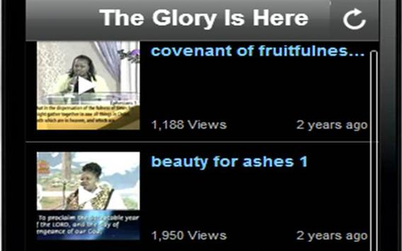 Glory App apk screenshot