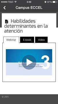 Videocursos para todos   ECCEL screenshot 2