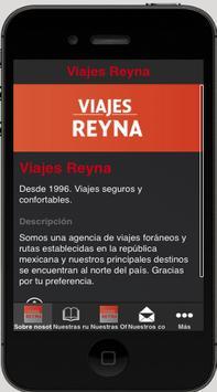 Viajes Reyna screenshot 1
