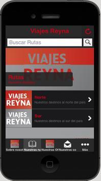 Viajes Reyna screenshot 2