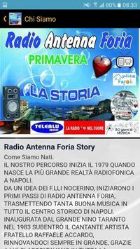 Radio Antenna Foria Web apk screenshot