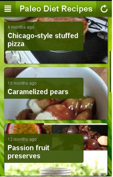 Paleo Diet Recipes screenshot 2