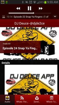 DJ Deuce App apk screenshot