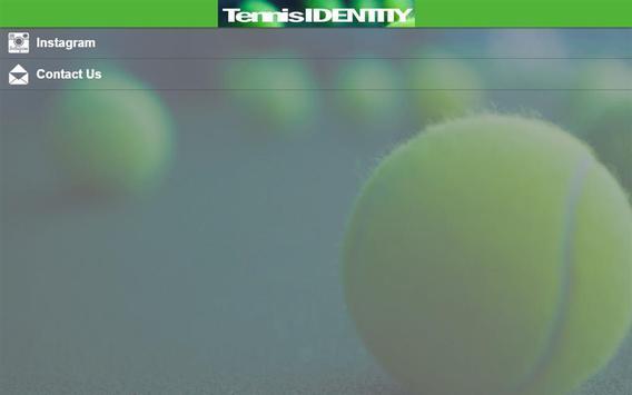 Tennis IDENTITY screenshot 3