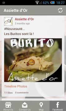 Assiette d'Or apk screenshot