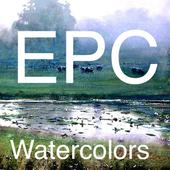 EPC watercolor icon
