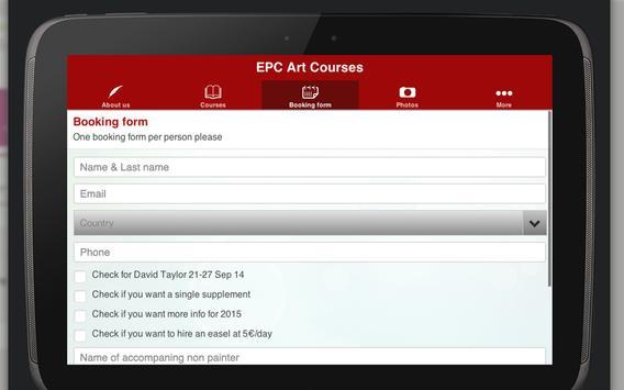 EPC watercolor apk screenshot