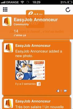 Easy Job israel screenshot 18