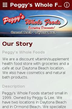 Peggy's apk screenshot