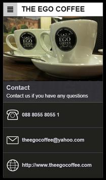 EGO COFFEE apk screenshot