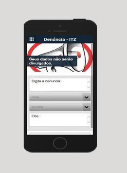 Denúncia - ITZ apk screenshot