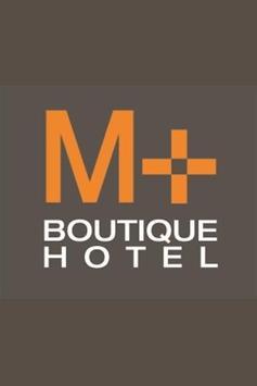 Mplus Hotel poster