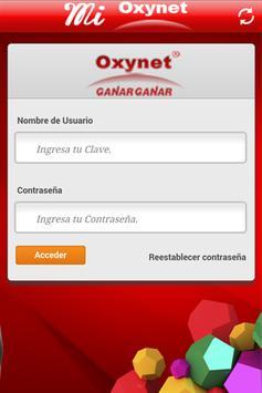 Mi Oxynet apk screenshot