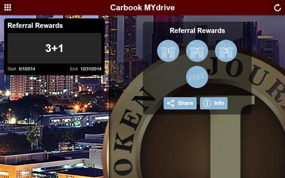 Carbook MYdrive screenshot 3
