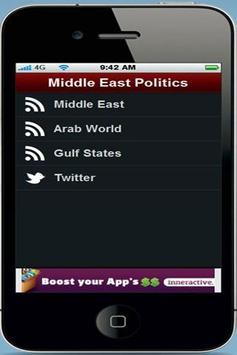 Middle East News apk screenshot