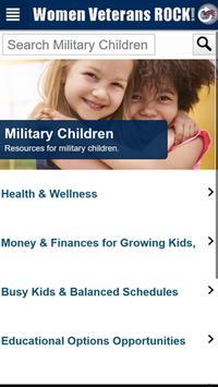 Women Veterans ROCK! New Ranks apk screenshot