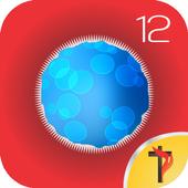 Nucleo12 icon
