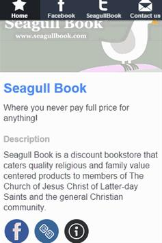 Seagull Book poster