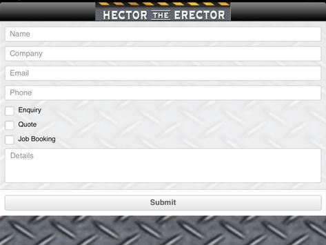 Hector the Erector apk screenshot