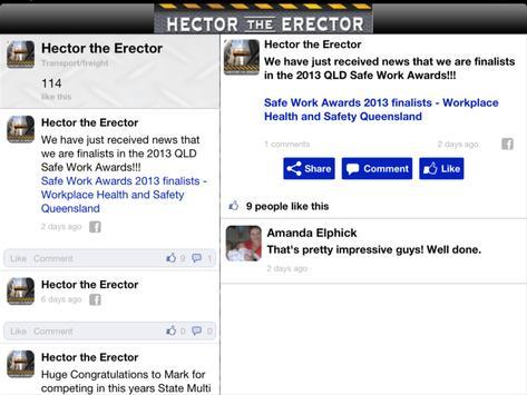 Hector the Erector screenshot 3