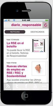 diario responsable apk screenshot