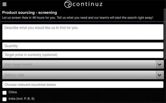 Continuz screenshot 2