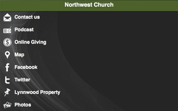 Northwest Church apk screenshot