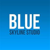 Blue Skyline Studio icon