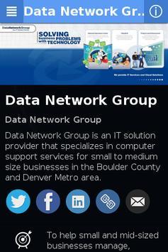 Data Network Group screenshot 1