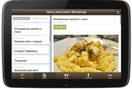 Harry and Lexy's Workshop apk screenshot