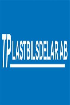 TP LASTBILSDELAR AB poster