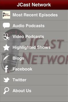 JCast Network poster