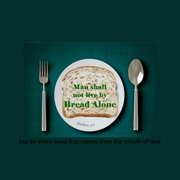 Man Lives Not By Bread Alone apk screenshot