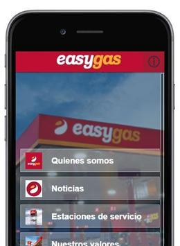 EasyGas Group apk screenshot