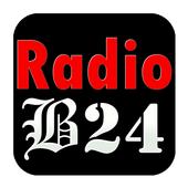 Radio B24 icon