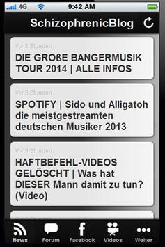 DeutschRap News APP screenshot 2