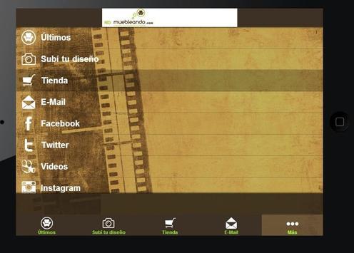 Muebleando.com apk screenshot