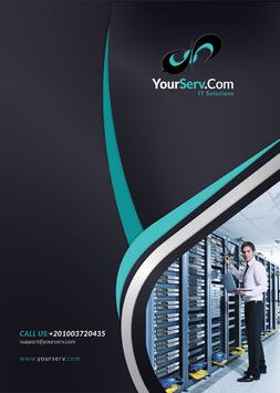 Yourserv.Com apk screenshot