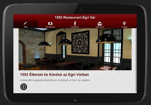 1552 Restaurant apk screenshot