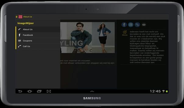 Imago styling apk screenshot