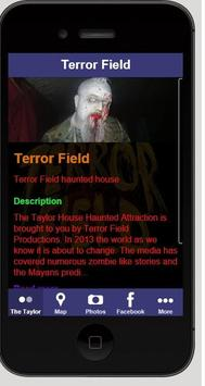 Terror Field Haunted House screenshot 4