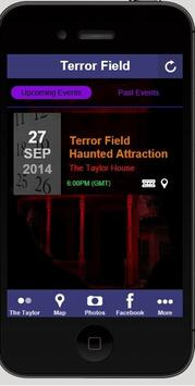 Terror Field Haunted House screenshot 5