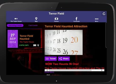 Terror Field Haunted House screenshot 1