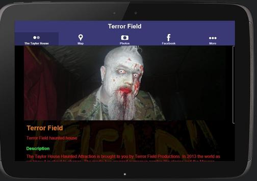 Terror Field Haunted House screenshot 2