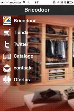 Bricodoor poster