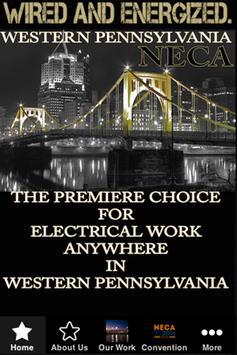WPA NECA poster