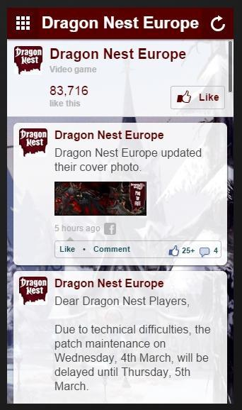 Dragon Nest EUR for Android - APK Download